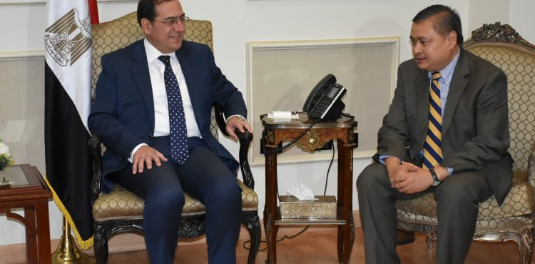 Petronas VP: Egypt is Country of Interest for IOCs