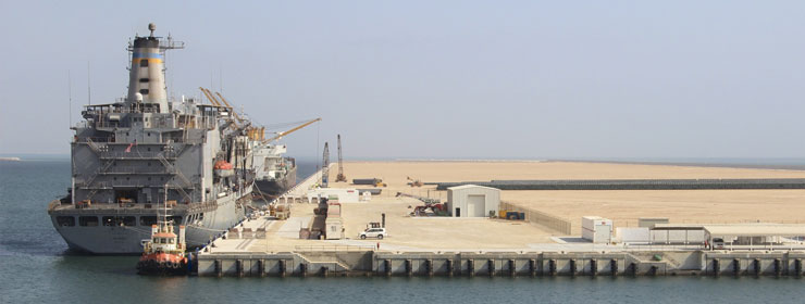 Boskalis Westminster Wins Contract for Liquid Berth at Duqm Port