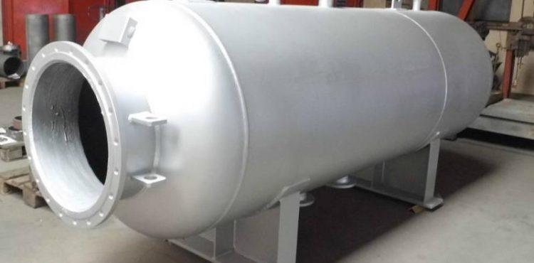 Petrojet Supplies 50-Ton Pressure Vessel for BP's West Delta
