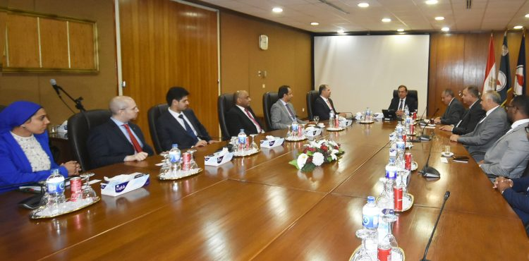 El Molla, ATC Discuss Investment & Cooperation Opportunities