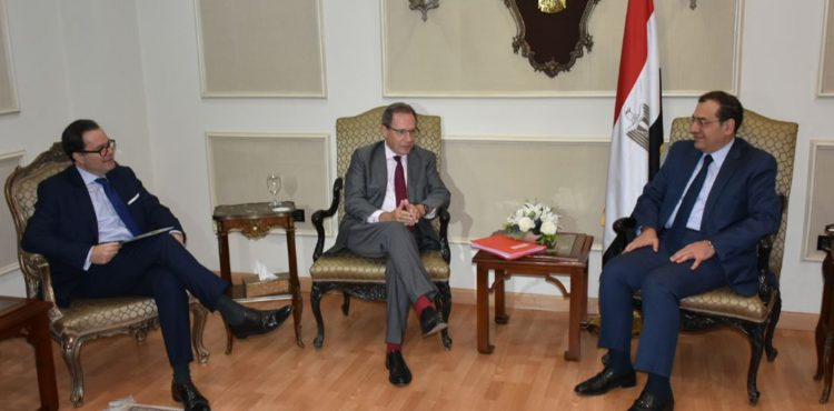 French Investments in Egypt's Oil and Gas Sector Increasing