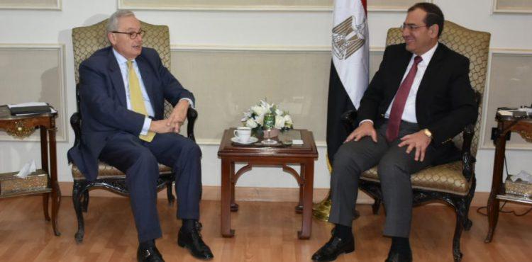 Italian Amb.: Egypt's Oil & Gas Production Promising