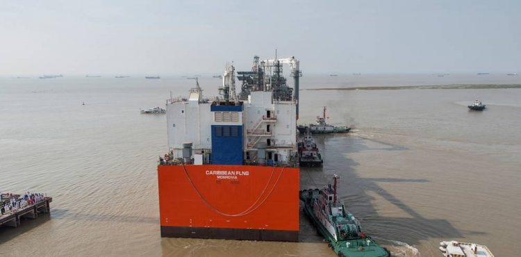 Iran Looks to Export LNG