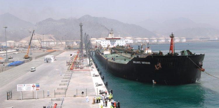 Fujairah Stocks Drop to 16.8M Barrels