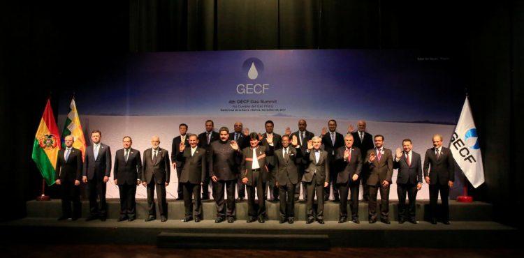 El Molla Attends GECF Ministerial Forum