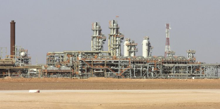 Total Signs 25-Year Algeria Gas Field Concession Extension