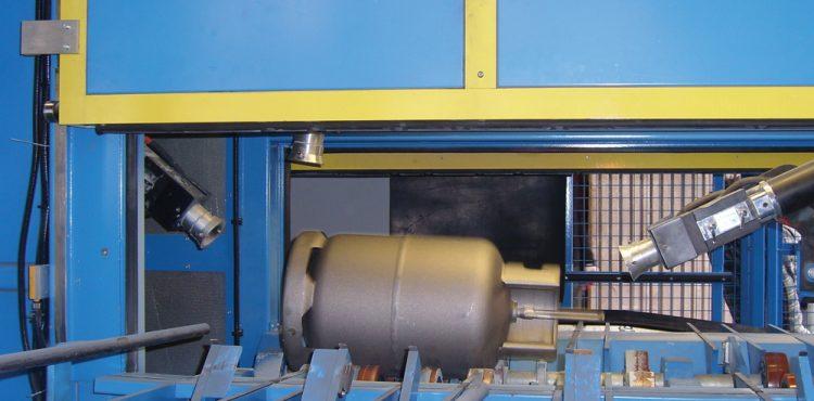 Egypt Fills 250,000 Butane Cylinders per Week