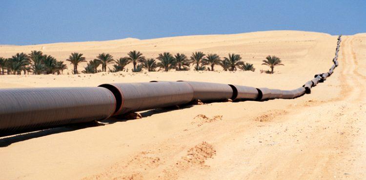 Egypt Gas, Enppi to Build Jordan Pipeline