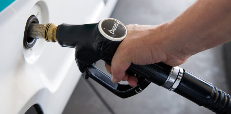 Diesel Production, Consumption Down from 2016