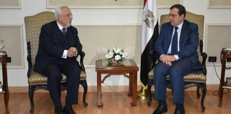 Croatia, Egypt Discuss Cooperation