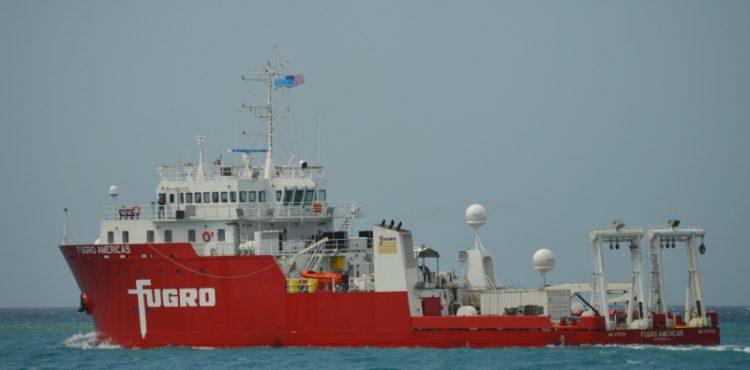 Fugro Deploys New Survey Vessel to Egypt