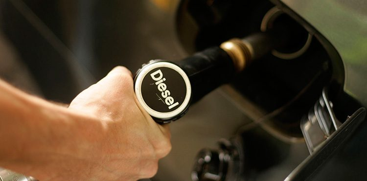 Diesel Consumption Increases to 1.1 MM Tons