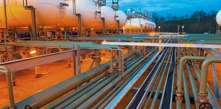 EGAS Exports 33.9 bcf of Natural Gas to Jordan in FY 2019/20