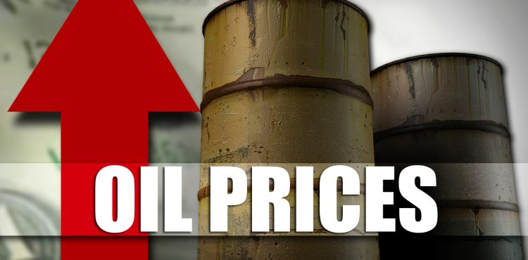 Crude Prices Hit 2-Year High