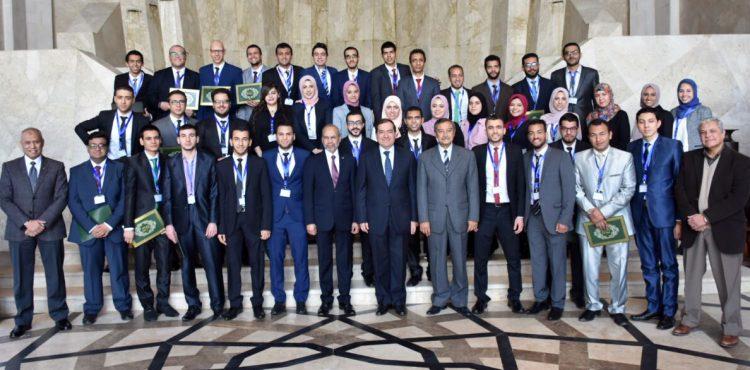 Egypt Graduates 41 Geologists from Al Amal Program
