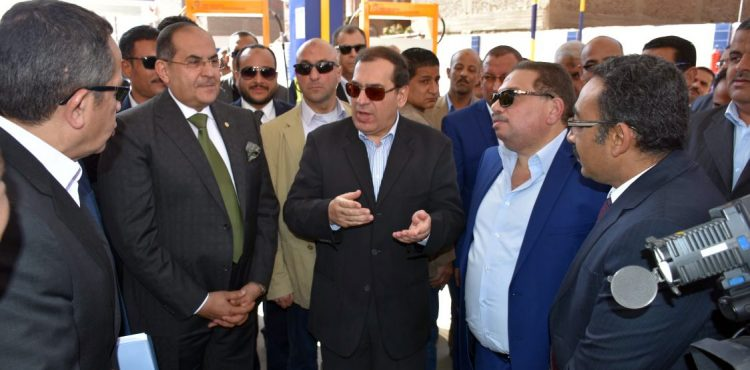 Egypt Implements 6,000 Tons Butane Storage Project in Suhag