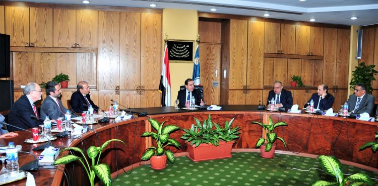 Tecnimont Reviews Egypt's Investments Opportunities