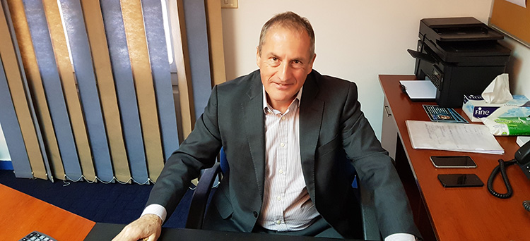 In the Times of Promises and Challenges: An Interview with Paul Dixon, Global Business Development Director and General Manager for ODENA
