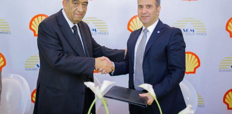 Shell Lubricants, Sukari Gold Mine Renew Partnership