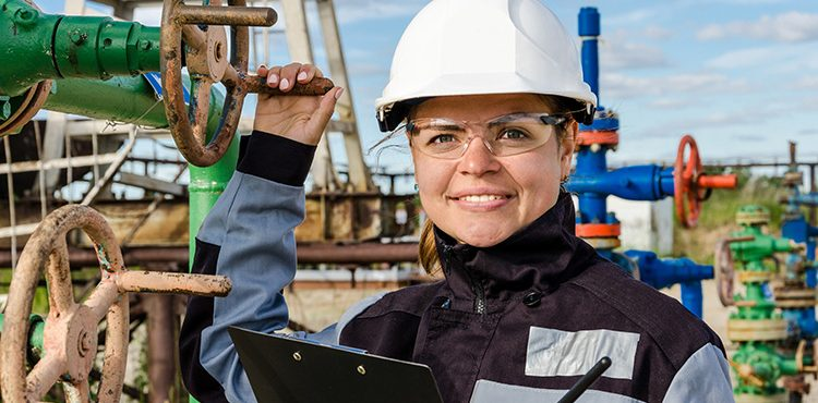 The Human Element An Eye into the Lives of Female Field Engineers