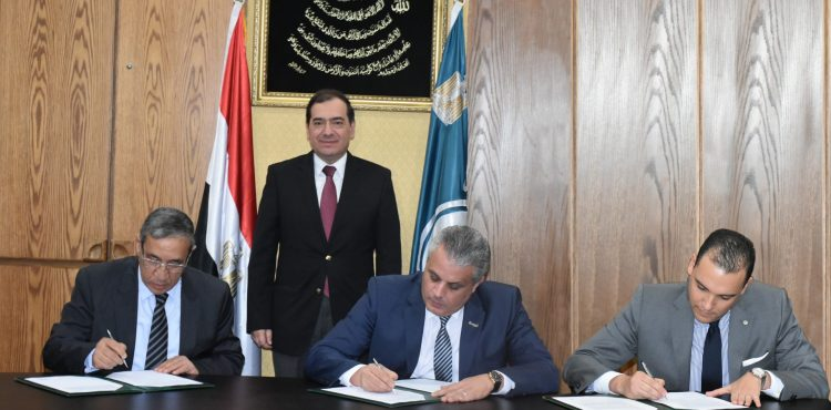 Egypt Signs Engineering Consulting Contract Phosphoric Acid Project