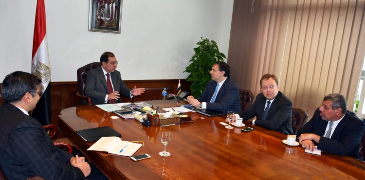 El Molla Discusses New Projects with World Bank