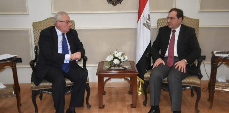 Egypt, Italy Talk Investments