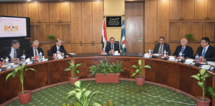 Egyptian Minister Discusses Investment Opportunities with Snam