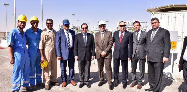 Egypt, Jordan Inaugurate 4th Phase of Al Samra Plant