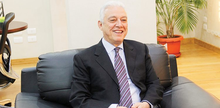Looking Beyond the Surface, an Interview with H.E. Eng. Sameh Fahmy