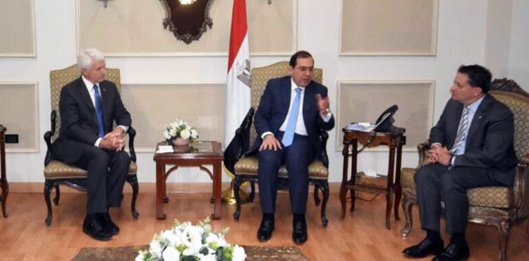 IGU Reviews Egypt's Gas Industry