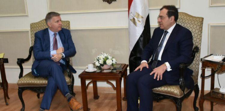 Egypt, Canada Talk Expertise Exchange