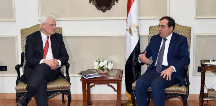 Egypt, UK Discuss Hydrocarbon Investments