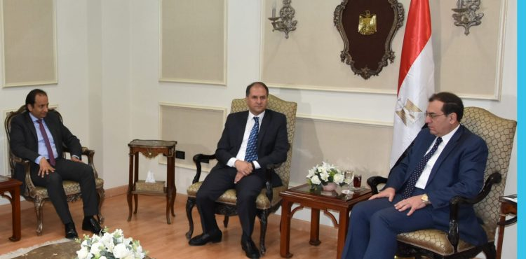 Egypt, Aramco Discuss Oil Cooperation