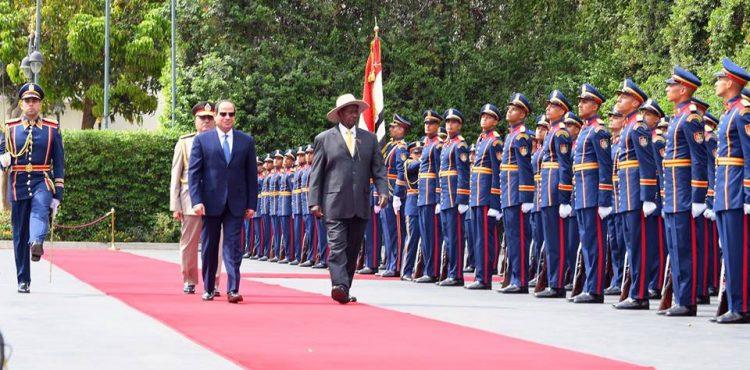 Egypt, Uganda Sign Energy Agreement