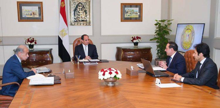 El Sisi Reviews E&P Plans
