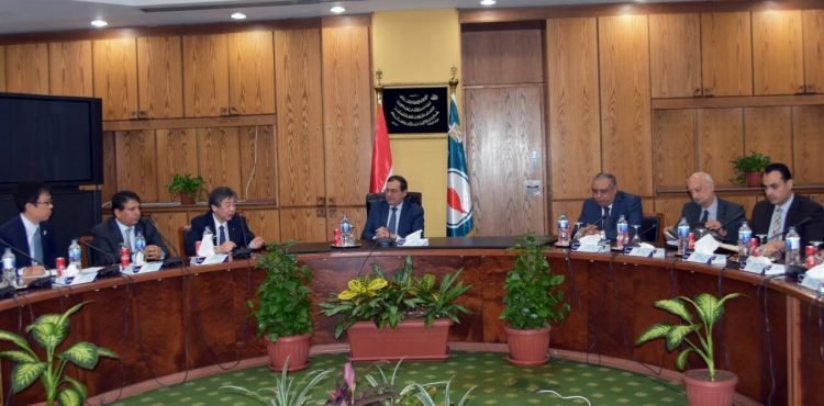 Egypt, Toyota Tsusho Discuss Petroleum Investments
