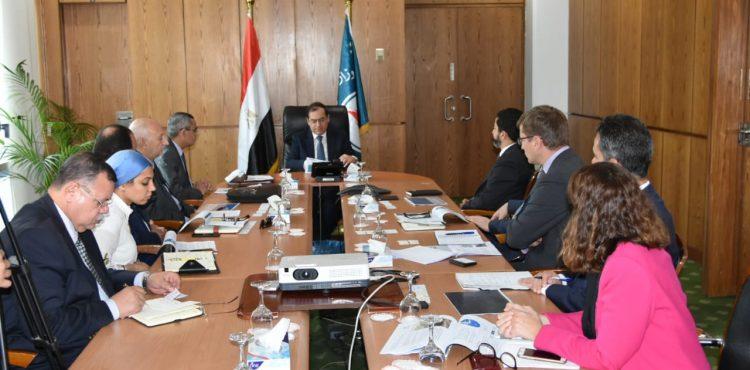 Egypt, EBRD Discuss Petroleum Cooperation