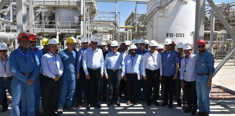 Sidpec Propylene, Polypropylene Factories to Start Production in 2022
