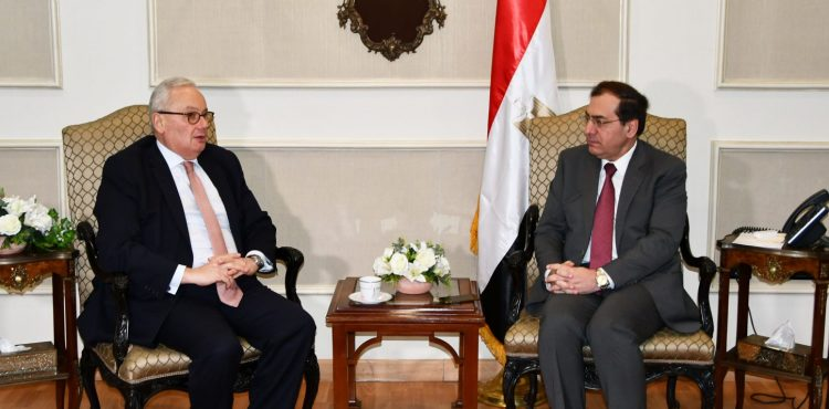 El Molla Discusses Egyptian-Italian Collaboration