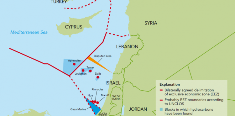 Energean to Buy 45% Stake in Gaza Marine Field