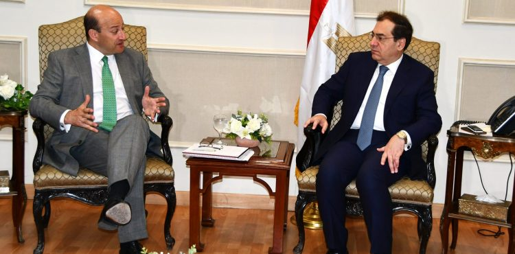 UK Export Finance to Fund Egypt Energy Sector