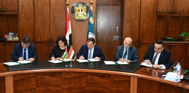Egypt to Provide 10% of Jordan's Gas Consumption