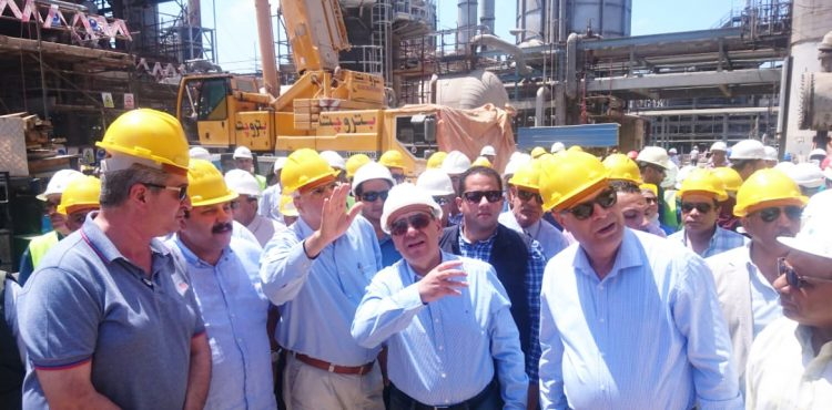 Pilot Operations at Country Biggest Gas Lab Started