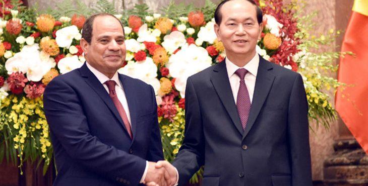 Egypt, Vietnam Sign Petroleum Cooperation Agreement