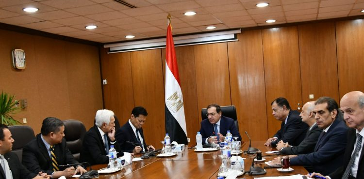 Petronas Talks E&P Opportunities in Egypt