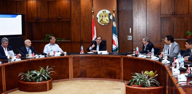 Egypt to Link Four New Areas to National Gas Grid in October