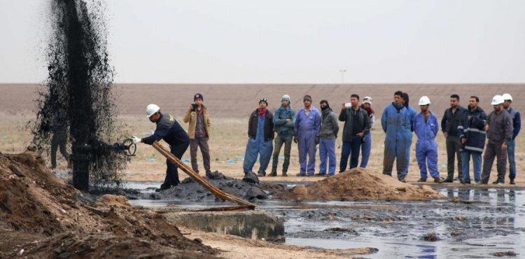 Iraq Targets 60,000 b/d at Qayara Field Before 2019