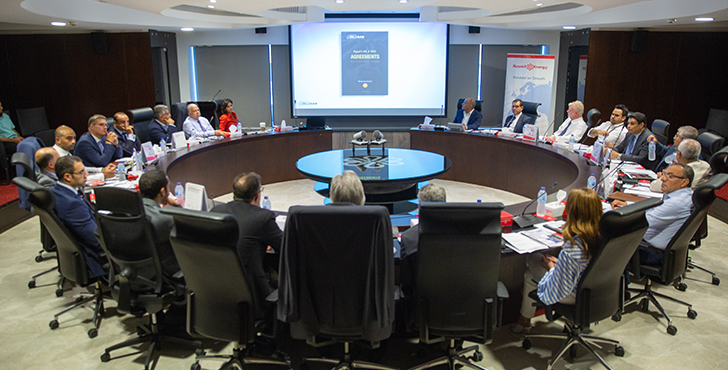 EOG Technical Committee Discusses Upstream Operational Excellence Convention