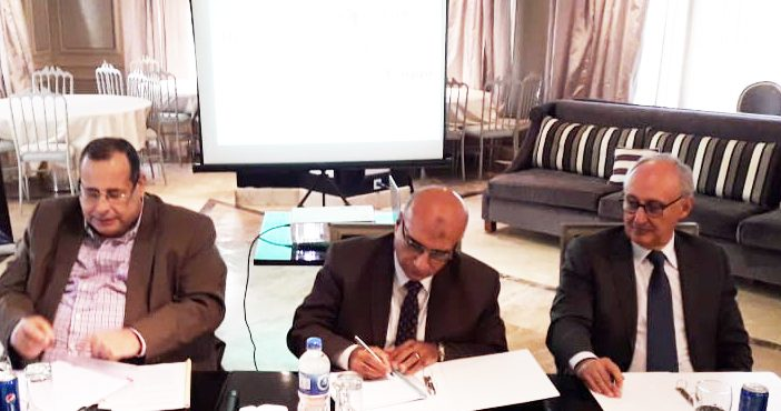 Enppi, Technip, ANOPC Sign Refining Agreement